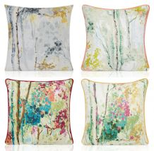 Handmade Prestigious Silver Birch Cushions Various Sizes